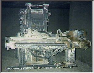 Main cutting machine